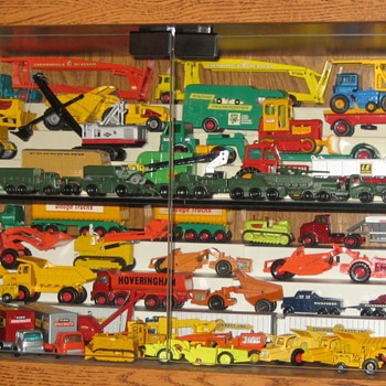 Matchbox Major Packs and King Size - Model Cars
