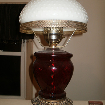Vintage style Lamp? - Lamps