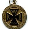 Westlichen Kriegerbund Medal