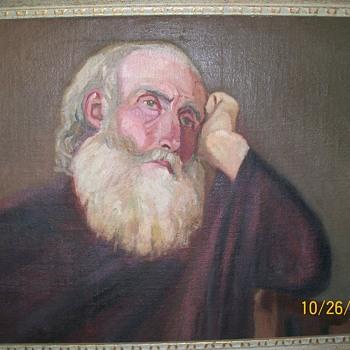 Unidentified Painting - Fine Art