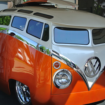 One of a kind '65 VW Styled Bus - Classic Cars