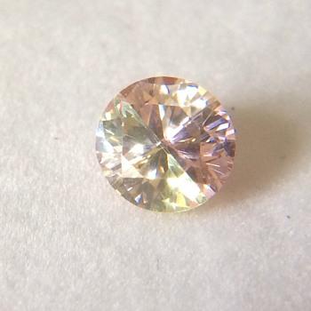 Old cut stone  - Fine Jewelry