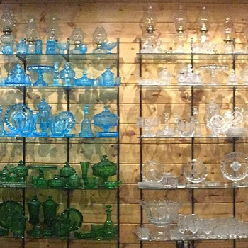My Coin Glass Collection - Glassware