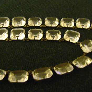 Mother's or grandmother's bracelet - Costume Jewelry