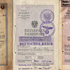 The Austrian passport before, during & after 1938.