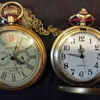 Wish they were Antique Pocket Watches - Pocket Watches