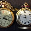 Wish they were Antique Pocket Watches