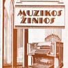 Muzikos Žinios September, 1936, Chicago