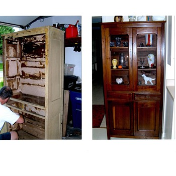 Before and After - Furniture