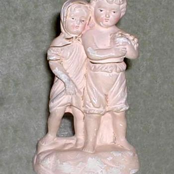 Chalkware Figurine - Figurines