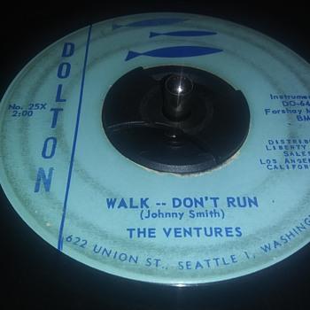 45 RPM SINGLE....#57 - Records