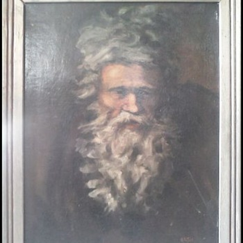 Reginald Marsh Maroger Medium painting never before seen by the public.