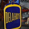 delahaye porcelain sign