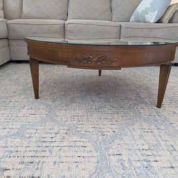 Can anyone tell me about this piece besides date of production - Furniture