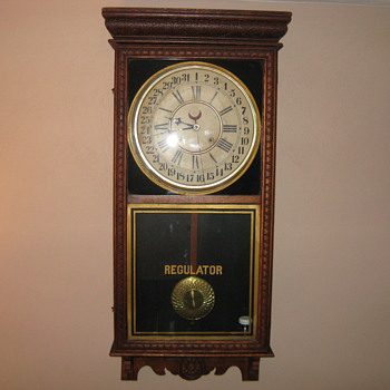 1901 Sessions Clock Co. - Clocks