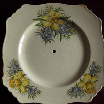 Pretty plate or part of something more? - China and Dinnerware
