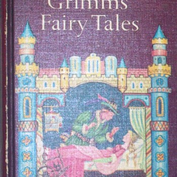 Collection of 1963-1965 Classic Children's Hardcover Double-Feature Tales! - Books