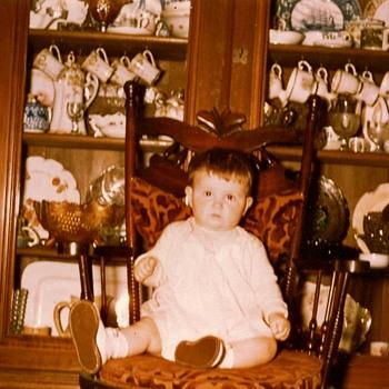 1957-1962 Christmas pics - Christmas