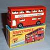 "Matchbox Superfast no.17 the Londoner ""Trustee Savings Bank"""