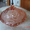 Unknown Covered candy dish
