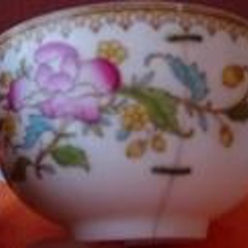Stapled Teacup - China and Dinnerware