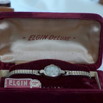 Elgin Ladies Watch  - Wristwatches