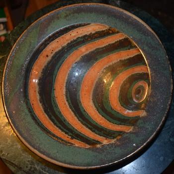 Studio Pottery Taza - Pottery