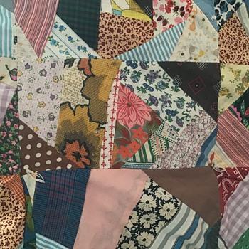 Rosie Lee Tompkins Quilt? - Folk Art