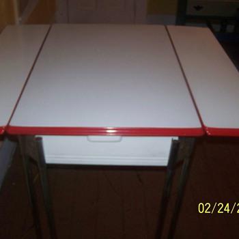 porcelain top table - Furniture