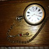 Little lost can anyone tell me about a ED.Greene pocket watch