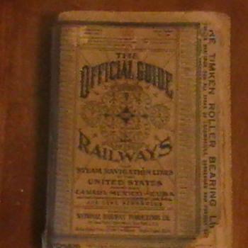 Railroad Journal - Railroadiana