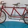 Vintage bicycle toy.