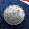 1891 Knights of the Maccabees Pin/Badge/Souvenir