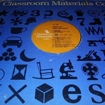 CLASSROOM EDUCATIONAL DISC - Records