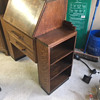 What to call this slant front bookcase??