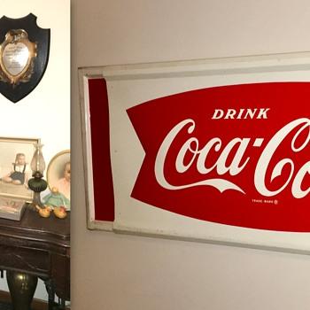 1965 Coca-Cola Sign - Coca-Cola