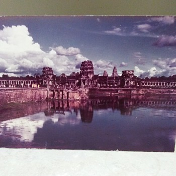 ANGKOR WAT MOUNTED PHOTO - Photographs
