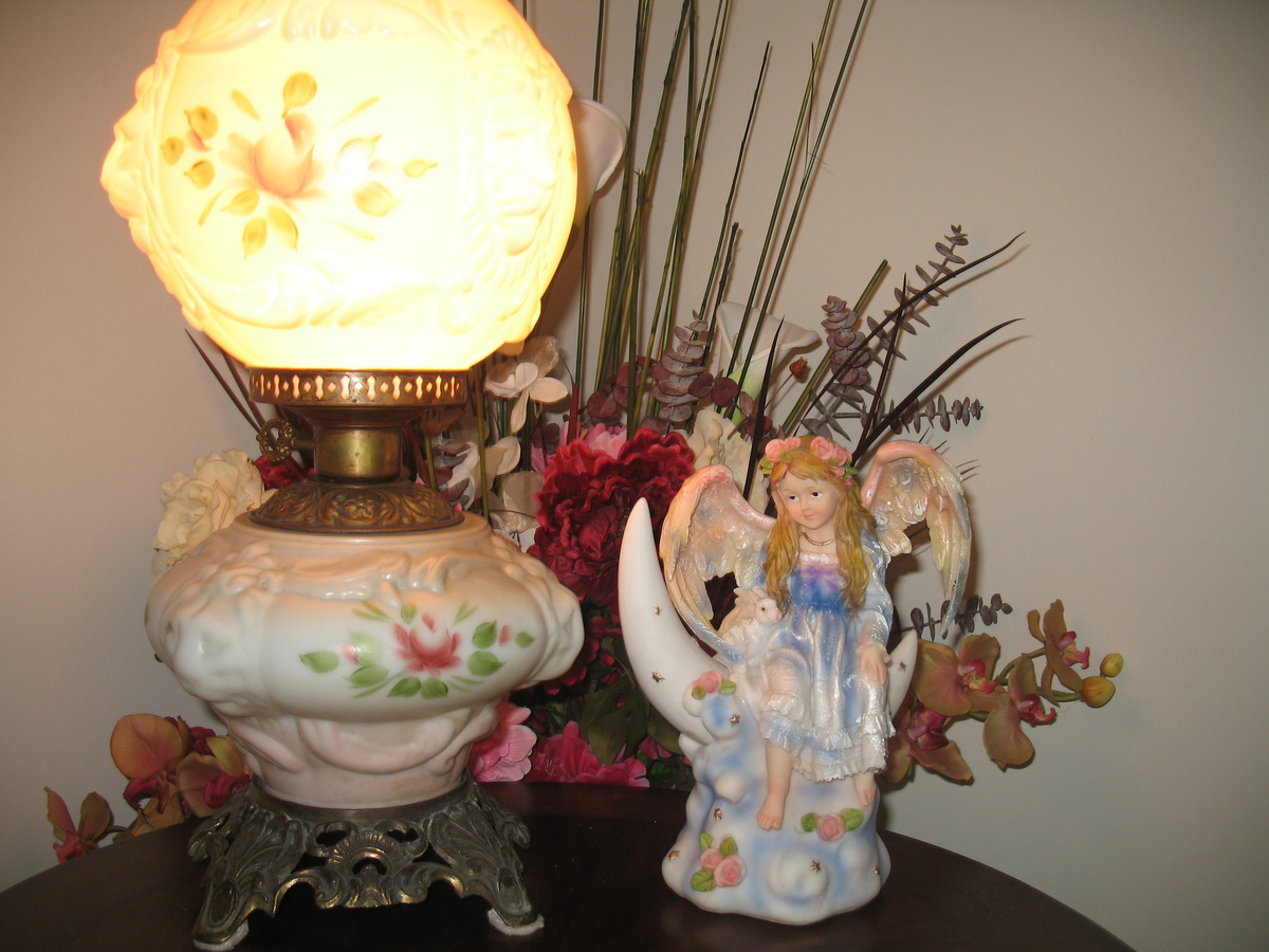 Gone With The Wind Lamp Collectors Weekly