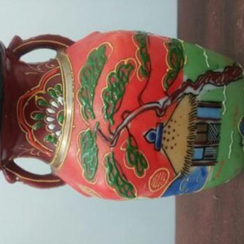 japanese vase 2 - Asian