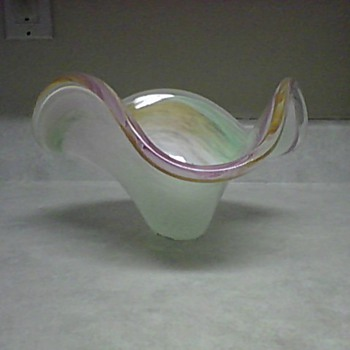 MURANO BOWL - Art Glass
