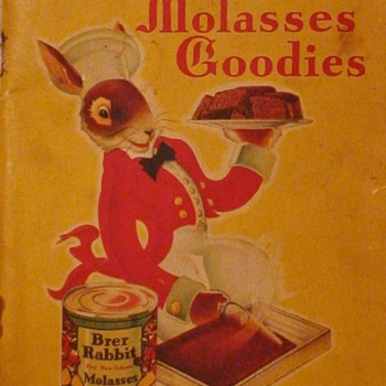 """Old-Fashioned Malasses Goodies"" By Ruth Washburn Jordan February 1934 - Books"
