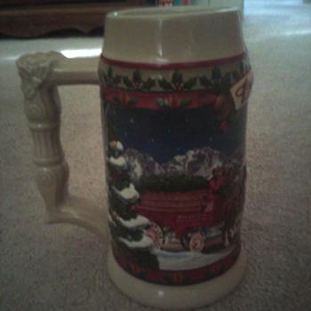 Beer mug  - Breweriana