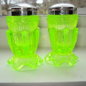 Fenton Catcus - Glassware