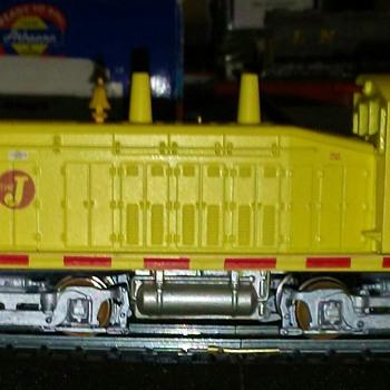 EJ&E #303 SW7 HO scale - Model Trains