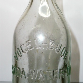 Vogel - Buol Soda Water Co. / St. Louis, Mo. - Bottles