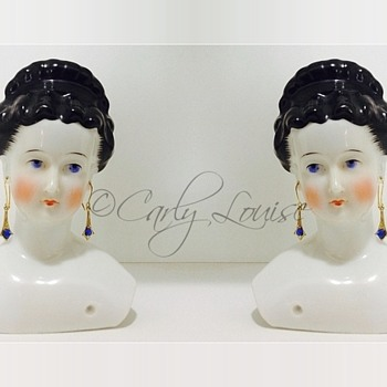 Conta & Boehme China Head - Dolls