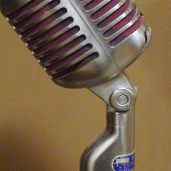 1951 Unidyne 55S Microphone Elvis Type - Electronics