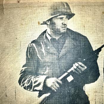 1950 Viviras Tu Vida Poster (Marlon Brando's First Movie) - Movies