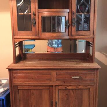 Hutch- Any Information Please  - Furniture
