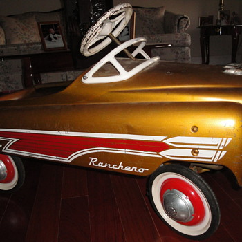 Murray Ranchero Chain Drive Pedal Car - Model Cars